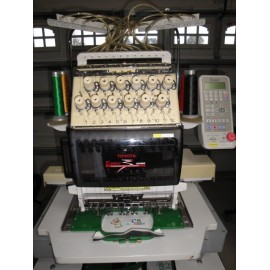 Toyota Expert ESP AD860 commercial embroidery machine
