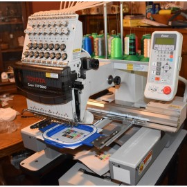 Toyota Expert ESP 9000 Embroidery Machine