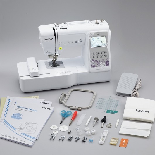 Brother Sewing SE600 Sewing Machine