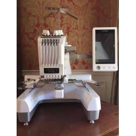 Brother PC655 ENTREPRENEUR Embroidery Machine