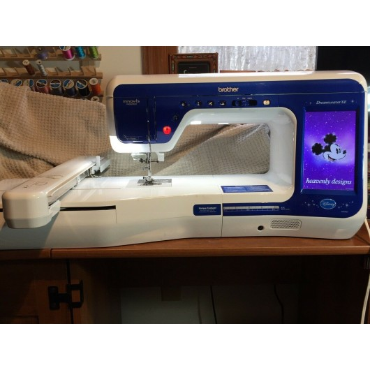 DreamWeaver XE VM6200D Brother Embroidery