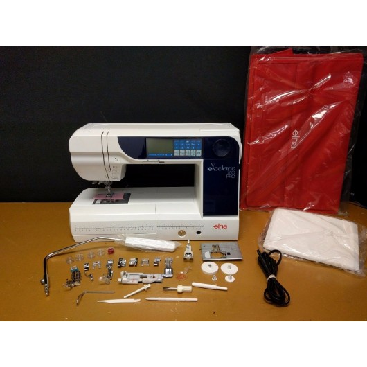 eXcellence 760 PRO Elna  Sewing Machine