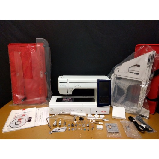eXpressive 900 Elna Sewing and Embroidery Machine