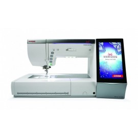 JANOME HORIZON MC15000 V2 EMBROIDERY SEWING MACHINE
