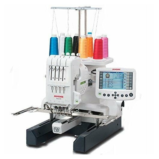 Janome MB-4S Commercial Embroidery Sewing Machine
