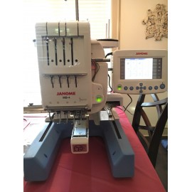 Janome MB 4 Embroidery Machine