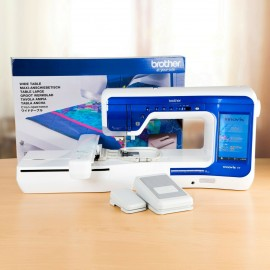 Brother Innov-is V7 Sewing and Embroidery Machine