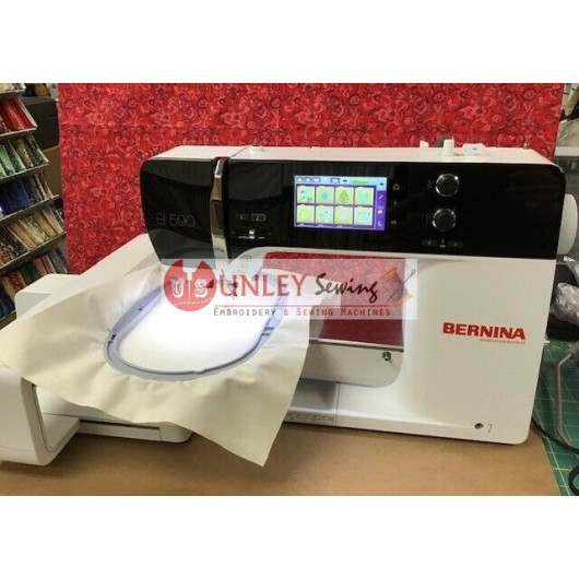 BERNINA 590 E  Sewing, Quilting, Embroidery