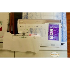 Baby Lock Altair embroidery and sewing machine