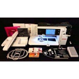 Bernina 830 Computerized Embroidery and Sewing Machine