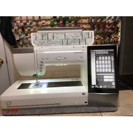 Janome MC15000 Horizon Embroidery Sewing Machine